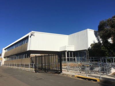External building pressure clean & re-paint Blacktown