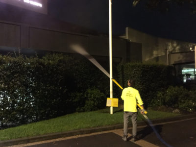 pressure cleaning vs power washing