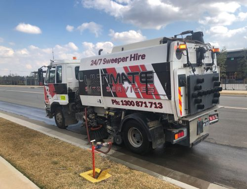 Professional Road Sweeping Services